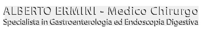 Idrocolonterapia Colon Pulito - Dott. Alberto Ermini