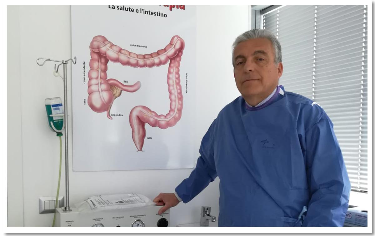 Dott. Alberto Ermini - Medico Chirurgo - Specialista in Gastroenterologia ed Endoscopia